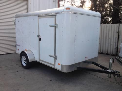 Elclosed Utility Trailer 6x10 Pace American for Sale in ...