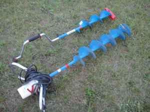 ELECTRA STRIKE MASTER ICE AUGER - $100 (CROSSLAKE/EMILY)