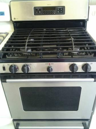 electric and gas stoves for sale for sale in salinas california classified. Black Bedroom Furniture Sets. Home Design Ideas