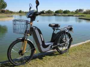 ELECTRIC BIKES - 30 miles per charge (ALBUQUERQUE)