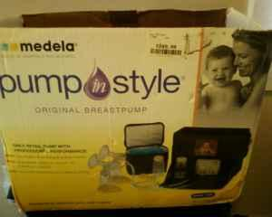 ELECTRIC BREAST PUMP - $100 (savannah ga)