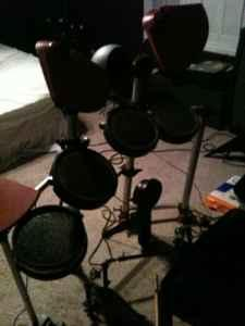 electric drum set odessa for sale in odessa texas classified. Black Bedroom Furniture Sets. Home Design Ideas