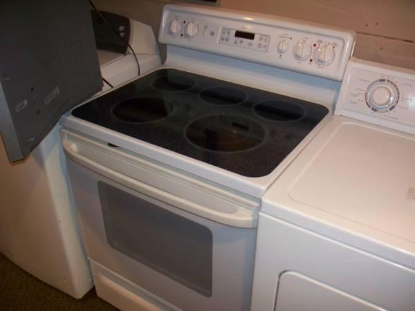 Electric Ge Spectra 5 Burner Stove For In Peoria Illinois