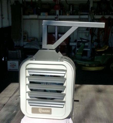Electric Heater Modular Unit w Separate Thermostat