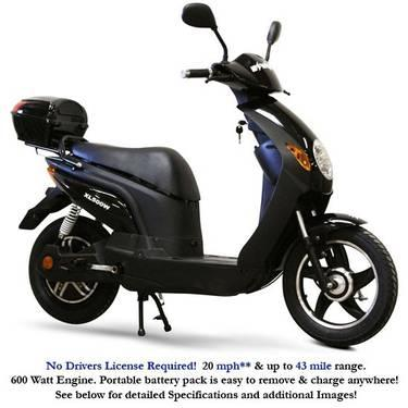 Electric Moped EW 600