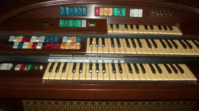 Electric Organ Top Of The Line Wurlitzer For Sale In