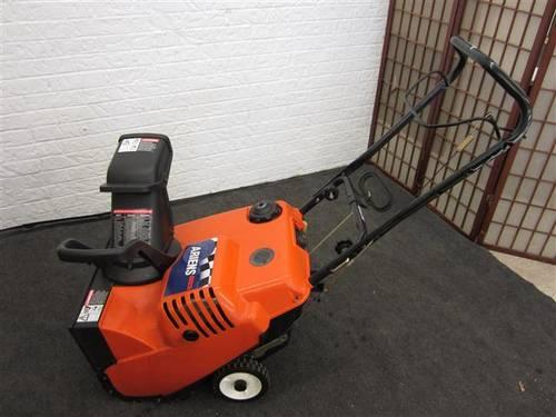 Electric Start Snowblowers