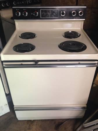 Electric Stoves Cheap For Sale In Danville Illinois