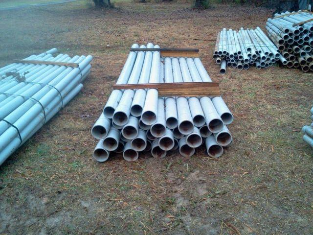 ELECTRICAL CONDUIT 1.5 - 2 - 2.5 - 3 - 4 SCHEDULE 40 BRAND NEW