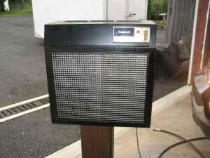 Electrionic Air Cleaner(smoke eater) - $175 (HBG Pa)