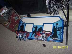 Electronic Basketball - $55 (Raveva)