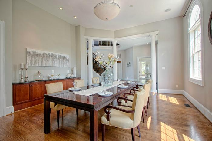 Elegant French Country Estate For Sale In Leesburg