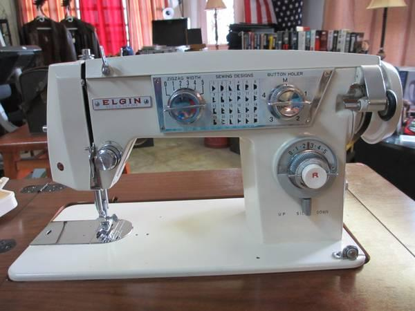 Sewing Machine Euro Pro 40 Classifieds Buy Sell Sewing Machine Inspiration Euro Pro 9120 Sewing Machine