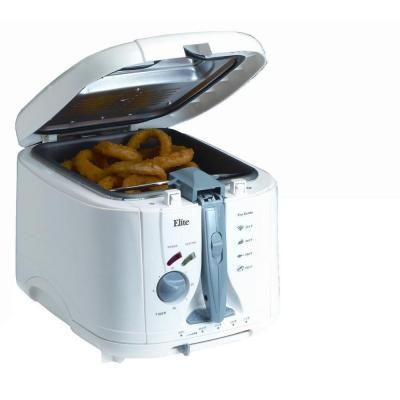 Elite 5 qt. Cool Touch Deep Fryer