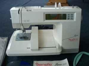 Embroidery Machine - Bernette Deco 500 - $200 (Hanover,