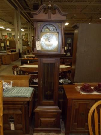 Emperor Grandfather Clock For Sale In Greenwich Pennsylvania Classified