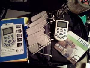 Empi Tens Unit For Sale Laurel Sharon For Sale In Hattiesburg Mississippi Classified