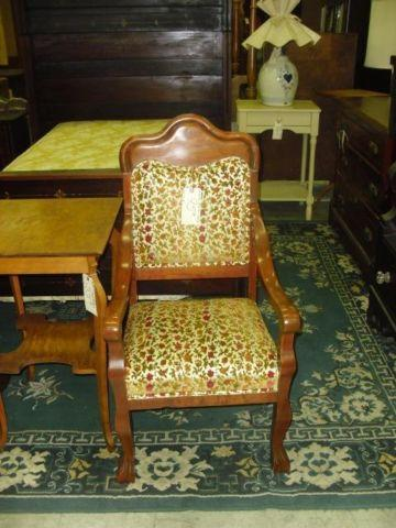 Empire Parlor Chair for Sale in Greenwich Pennsylvania