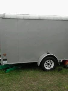 Enclosed Trailer - $1200 (summerdale)