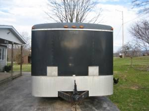 Enclosed Trailer - Continental Cargo - $4500