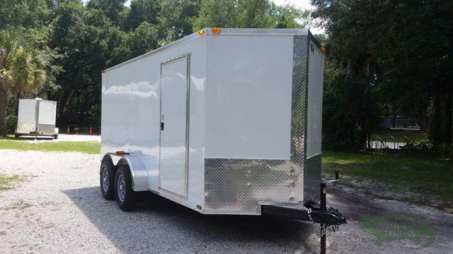 Enclosed Trailer For Sale 6 By 14 New Enclosed Trailer