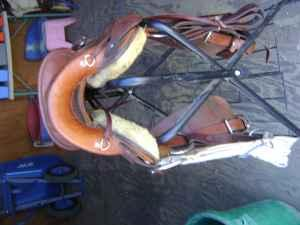 Endurance saddle - $300 (East Tucson)