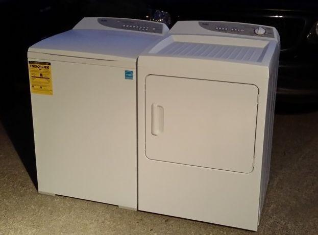 Energy Efficient  Fisher  Paykel Washer  Dryer