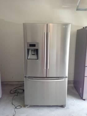 Energy Star 25.7 Cu. Ft. French door Refrigerator from