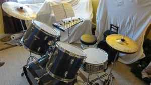 Enforcer Drum Set 5 Drums with Pearl Snare and Xylo. make an offer - $225 Mount Pleasant, SC