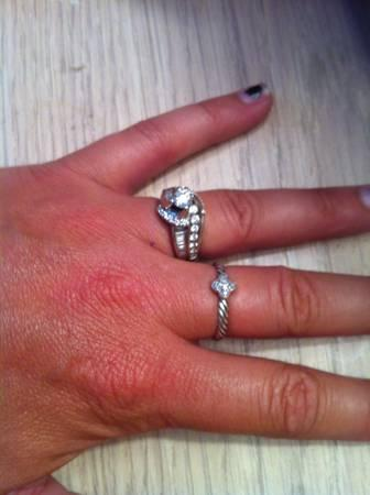 Engagement Ring - $1000