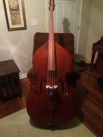 engelhardt m1 3 4 upright bass for sale in marion virginia classified. Black Bedroom Furniture Sets. Home Design Ideas