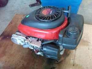Engine, Tecumseh, 5 5hp Verticle Shaft - $65 (Holland)