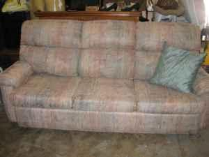 England Corsair Queen Sofa Bed Nice And Clean Murray