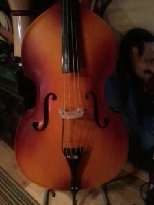 Englehardt C-1 Upright Bass - $800 Charleston