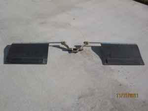 Enkay Adjustable mud flaps - $70 (New Market)