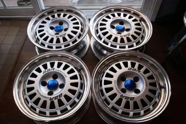 How Much Do Rims Cost >> Enkei BBR Competition 15x6.5 +32 4x100 for Sale in Rancho Cucamonga, California Classified ...