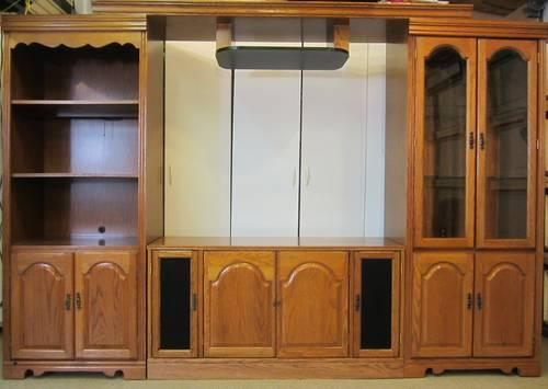 Large Wall Units Entertainment Center for Pinterest