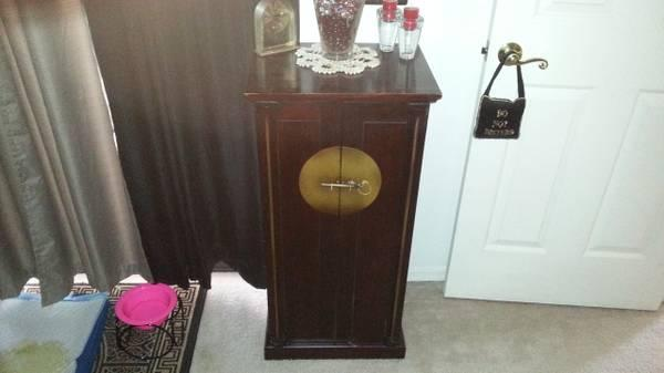 Entertainment Center with Samsung TV - $200