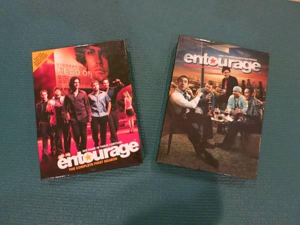 Entourage DVD boxed sets - $12