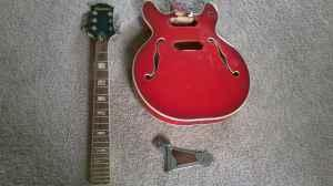 epiphone ea 250 5102t project guitar east lansing for sale in lansing michigan classified. Black Bedroom Furniture Sets. Home Design Ideas