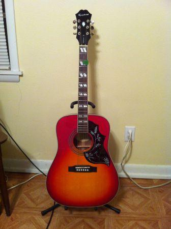 Epiphone Hummingbird - $250 Stillwater