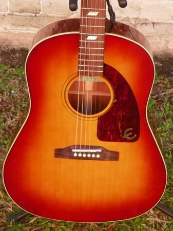 Epiphone Inspired by 1964 Texan Acoustic-Electric