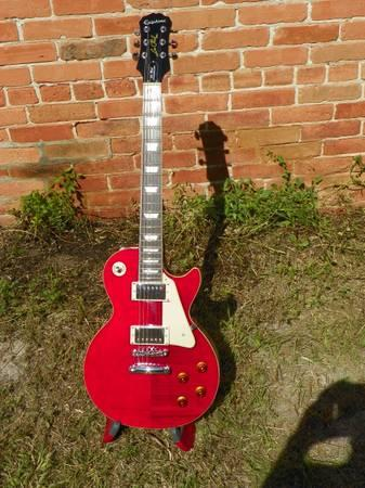 Epiphone Les Paul Standard Plus Top Pro Electric Guitar