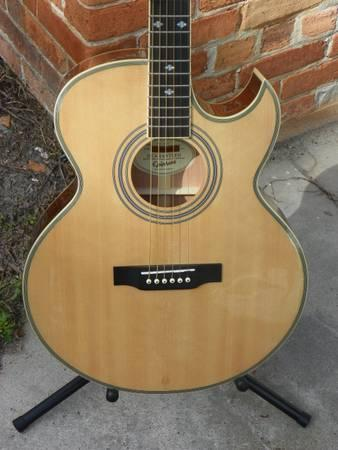 Epiphone PR-5E PR5E Acoustic Electric Guitar with