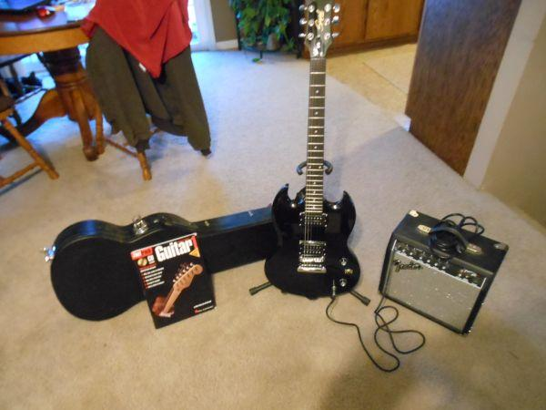 Epiphone Special Sg Model Guitar Assaria For Sale In