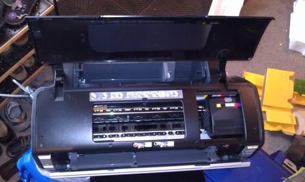 Epson Stylus 1400 Photo-Clarion Hi Definition Ink - $300