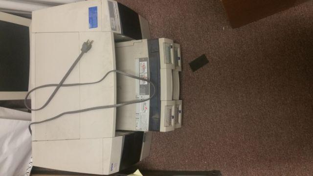 EPSON Stylus Pro 5000 Printer (For Parts)