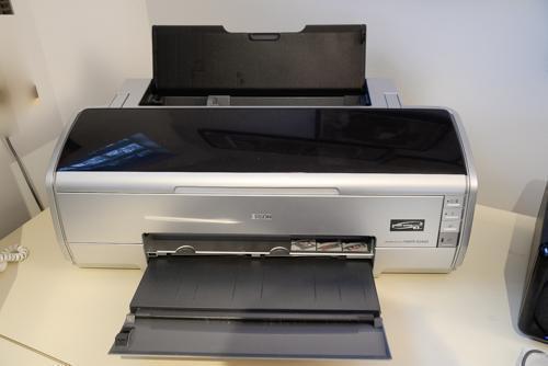 Epson Stylus Pro R2400  15 Epson Cartridges
