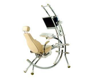 Ergonomic Computer Gaming Chair Nethrone Motorized