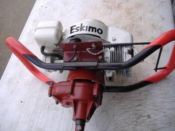 Eskimo ice auger - $250